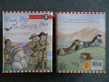 U09211613 From Sea to Shining Sea (20 BOOKS PACK) Hardcover Book K-3rd Grade