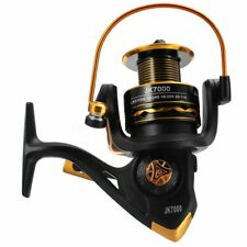 JK7000 Ball Bearing Fishing Spinning Reels Saltwater Freshwater Left Right Hand