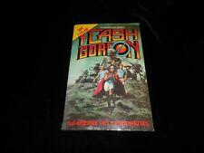Alex Raymond : Flash Gordon : La guerre des cybernautes Euredif 1981