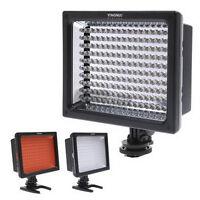 Yongnuo YN-160s LED Video Light Lamp for Studio Camcorder Canon Nikon SLR Camera