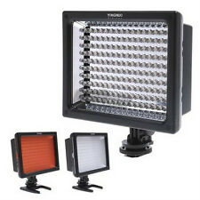 Yongnuo YN-160s LED Video Light Lamp Lighting for Studio Camera Canon Nikon DSLR