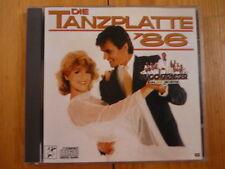 Hugo Strasser und sein Tanzorchester Die Tanzplatte des Jahres '86 / EMI CD RAR!
