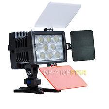 Portable LED-5080 Camcorder Video Light for SONY Panasonic Canon Nikon Camera DV