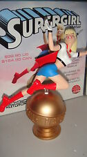 "DC DIRECT SUPERGIRL ANIMATED STATUE ""ARTIST PROOF""#170/175 MAQUETTE SUPERMAN JLA"