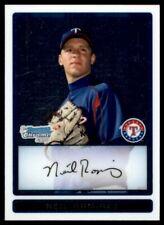 2009 Bowman Chrome Prospects Neil Ramirez Texas Rangers #BCP20