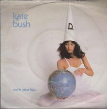 "7"" Kate Bush Sat In Your Lap / Lord Of The Reedy River 1981 EMI Electrola"