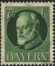 Bayern 113A postfrisch 1916 König Ludwig III