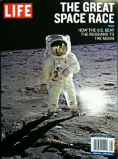 LIFE MAGAZINE SPECIAL ISSUE: THE GREAT SPACE RACE (2016) FREE SHIP!