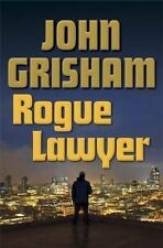 Rogue Lawyer by John Grisham (2015, Hardcover) FIRST EDITION & PRINTING