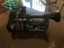 Canon XH A1S Mini DV Professional Camcorder With Accessories!