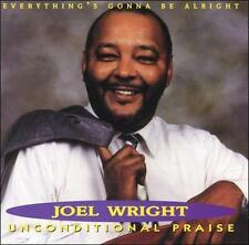 Wright, Joel: Everything's Gonna Be Alright  Audio Cassette