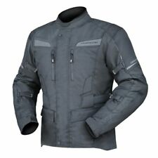Dririder Compass 2 mens road textile motorcycle jacket black ALL SIZES RRP $199