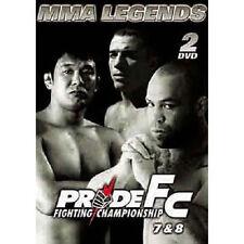 9321 // PRIDE FC 7 & 8 FIGHTING CHAMPIONSHIP COFFRET 2 DVD NF