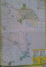 Mount Pleasant Isabella County 27 x 39 Laminated Wall Map (G)