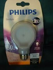 Philips Slim Style Led 10.5w Replaces 60w Dimmable Light Bulb