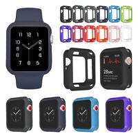 di protezione per iWatch Apple Watch 4 3 2 TPU Silicono Copertura di guardia