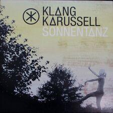 KLANGKARUSSELL - SONNENTANZ - ERSTAUFLAGE - ANDERES COVER ( VINYL MAXI ) NEUWARE