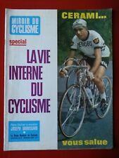 1964 miroir du cyclisme n°41 PINO CERAMI LE SICILIEN LA VIE INTERNE DU CYCLISME