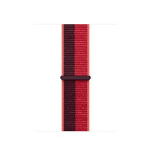 International Woven Nylon Loop Sports Bracelet for Apple Watch Band Series 7/6/5