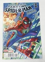 Marvel Comics The Amazing Spider-Man #1 oversized issue alex ross cover NM