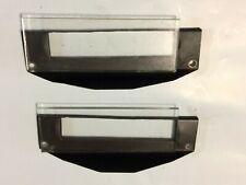 HALDA TWINMASTER TWM2 PLASTIC CASE ODOMETER WINDOW, USED
