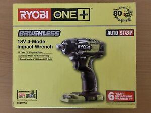 Ryobi R18IW7-0 18V Impact Wrench - Skin Only