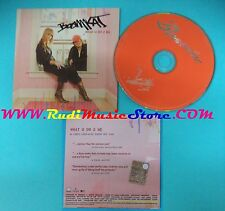 CD Singolo Boomkat What U Do 2 Me BOOMCDP2 EUROPE 2003 PROMO CARDSLEEVE(S25)