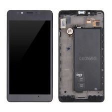 LCD Display Touch Digitizer Screen Replacement For Nokia Lumia 950 With Frame