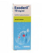 Soluzione exoderil-Agente antimicotiche per l'uso sulla pelle, 20 ML