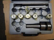 R8 COLLET CHUCK SET SYIC 3800 7 COLLETS