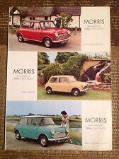 Rara Pubblicità MORRIS MINI Minor/Cooper 1959
