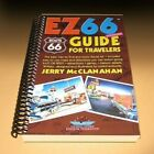 ROUTE 66 EZ GUIDE for TRAVELERS 4th Edition Map Book and Directions Brand New
