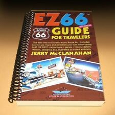 ROUTE EZ 66 GUIDE for TRAVELERS NEW 4th Edition Map Book and Directions
