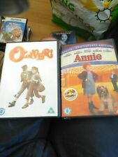 Annie / Oliver (DVD, 2011, Box Set) musical epic coming of age comedy feel good