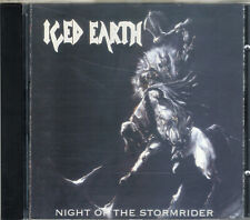 Iced Earth - Night Of The Stormrider (Free shipping worldwide)