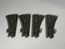 Märklin H0 24611 / 24612, 2 x Weichenpaar C Gleis, neu