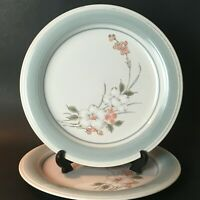 Impressions by Daniele Riverside Pattern Dinner Plates (2) - Made in Japan