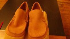 George Cox verdadero Vintage Rock 70 80 Crepe Rubber Creepers Reino Unido 8 Zapato Bota Nuevo