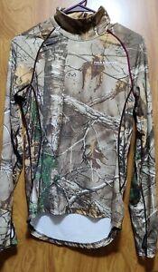Field & Stream Women's Real Tree Long Sleeve Shirt Size Small