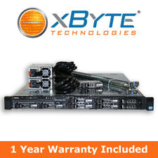 Dell PowerEdge R620 Server 2x E5-2670 2.6GHz 8C 64GB 8x Trays H710P Enterprise