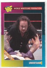 Rare! THE UNDERTAKER 1995 WWF MAGAZINE EXCLUSIVE Insert Card 28 WWE