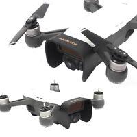 Hot Sun Shade Lens Hood Glare Gimbal Camera Cover Accessory For DJI Spark Drones