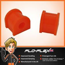 Skoda Octavia 15mm Rear Anti Roll Bar Bushes in Poly Polyurethane