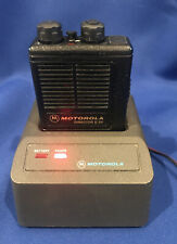 Motorola Director Ii Vhf Sv Pager 1 Frequency 157.7400 with Battery & Charger