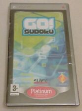 JEU PSP SONY Go! Sudoku Platinum NEUF SOUS BLISTER