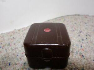 Kodak Retina 50mm & 35m Lens Hood Shade Kit With 3 32mm Filters