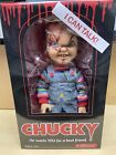 Childs Play Bride of Chucky Scarred Chucky 15