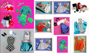 Barbie Vintage  Reproduction Outfits Anniversary Limited Edition {You Select}