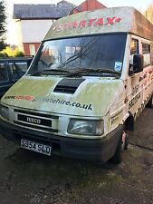 Iveco Daily 2000 2.8 Tdi 18 Seater Spares Breaking EC 8140.23