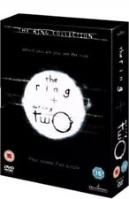 The Ring Horror movies 1 and 2 set DVD Brand  New gift idea scary horrors UK